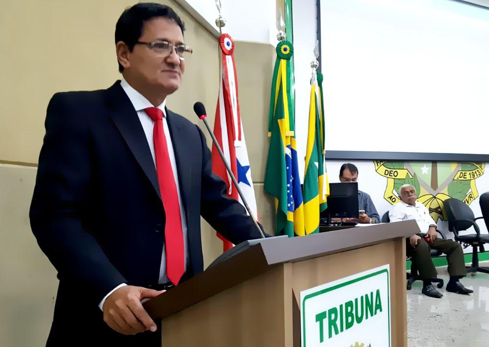 PRESIDENTE DA CÂMARA DE MARABÁ BATE DURO CONTRA CORTES NO ORÇAMENTO DA UNIFESSPA – VEJA..