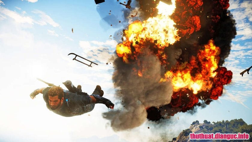 just cause 3 pc full crack