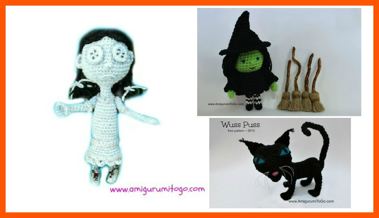 Halloween Cat Witch Hat | yarn isomerase | 738x1282