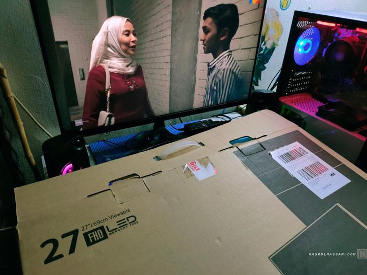 Acer 27inch FHD Monitor - Murah di Lazada
