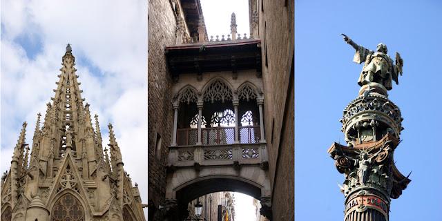 I quartieri storici di Barcellona