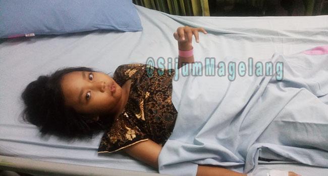Bantu Vanesya Putri Rameswari Lawan Penyakit Leukemia