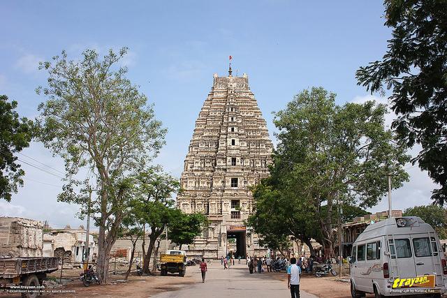 Hampi, World Heritage site in Karnataka