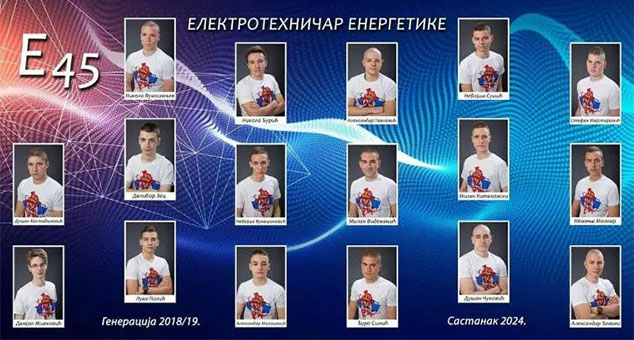 #KosovoJeSrbija #Majice #Maturanti #Elektrotehnička #Škola #Mihajlo #Pupin #NoviSad #Kosovo #Metohija #Srbija #kmnovine