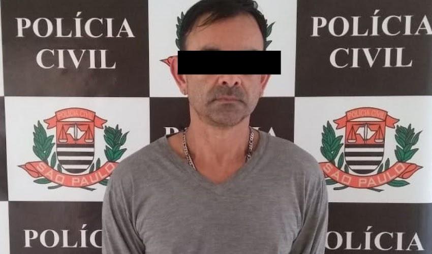 Homem é preso pela Polícia Civil de Avaré enquanto passava pela perícia para aposentadoria