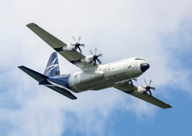 Lockheed Martin LM-100J Super Hercules