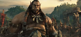 Warcraft video game movie 2016