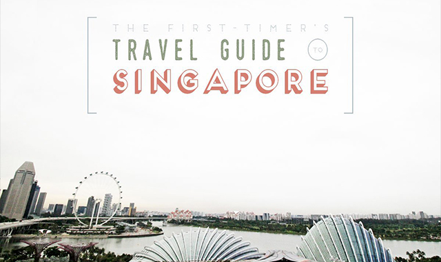 Singapore Travel Guide #Infographic