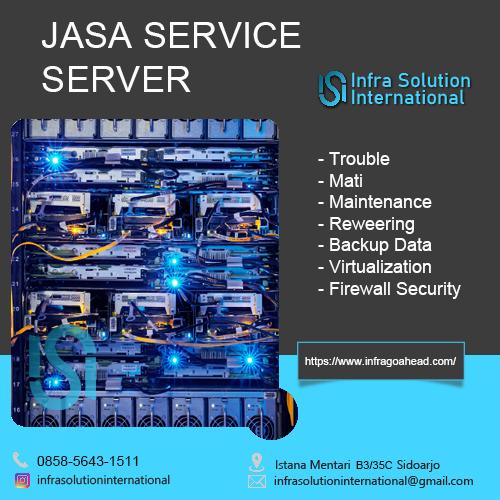 Service Server Mataram Enterprise