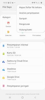 Mengatasi HP Samsung Lemot Karena Memori Internal Penuh! Tanpa Menghapus Foto, Video dan Aplikasi