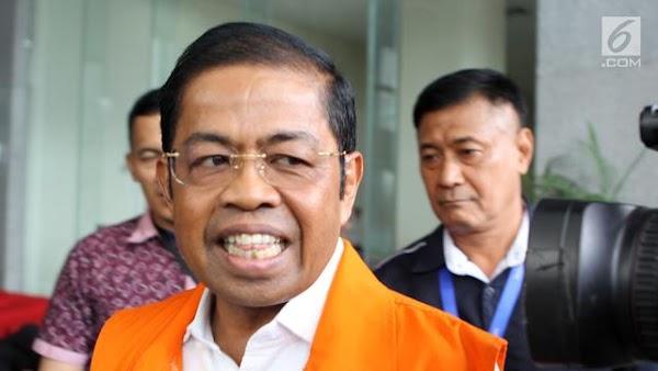 Mantan Menteri Jokowi, Idrus Marham Dapat Diskon Hukuman Penjara dari MA, Jadi 2 Tahun Saja