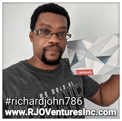 Lenovo Tech World 2020 - richardjohn786 - RJO Ventures Inc