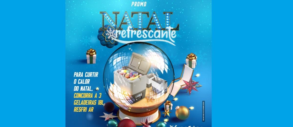 Participar Promoção Resfri Ar Natal Refrescante Ano Novo e Férias 2021 Geladeiras Portáteis