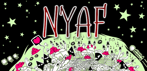 Hide and seek for days. NYAF review.