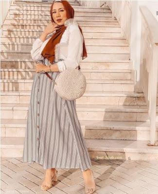أسلوب الحجاب المعلق