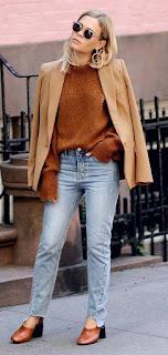 Imágenes Tendencias Moda Mujer Instagram Otoño Invierno Superposición de abrigos