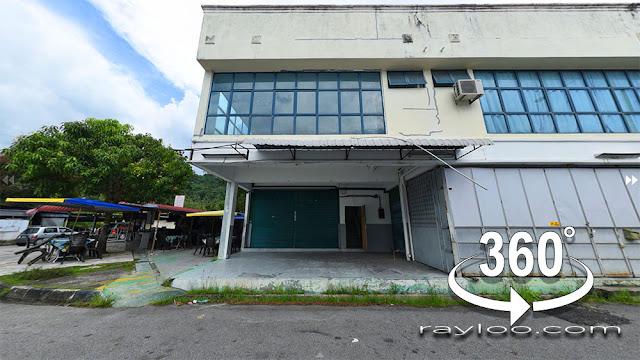 Teluk Kumbar 1.5 Sty Factory Near Puspakom Raymond Loo rayloo 019-4107321