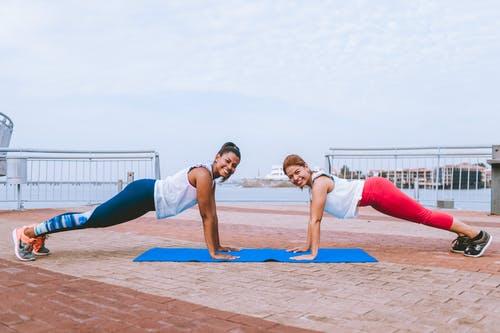 İzometrik Egzersizlerle Evde Forma Girin-İzometrik Üst Vücut Egzersizleri