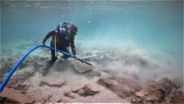 Ελούντα: Αρχαία κτίρια βρέθηκαν στον κόλπο της Ολούντας
