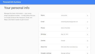 bikin gmail