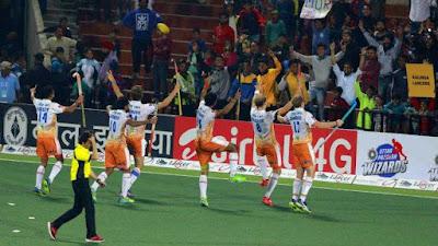 कलिंगा लांसर्स ने हॉकी इंडिया लीग 2017 का खिताब जीता, फाइनल में दबंग मुंबई को दी मात
