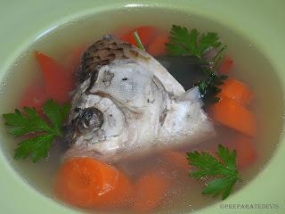 Supa de peste reteta,