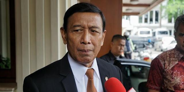 Wiranto Sebut Muslim Cyber Army Sebagai Pengkhianat yang Mengacau