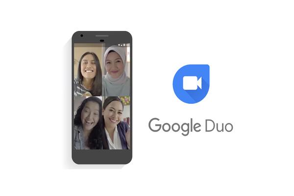 Google Duo يطلق إضافة جديدة لتسهيل التواصل مع أكبر عدد من الأصدقاء في ظل أزمة كورونا