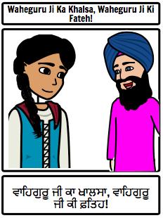 Sikh Names: Waheguru Ji Ka Khalsa