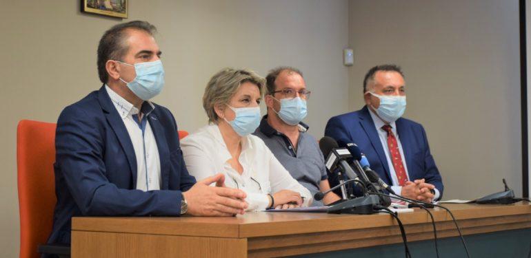 Έκκληση για εμβολιασμούς και τήρηση των μέτρων υγιεινής