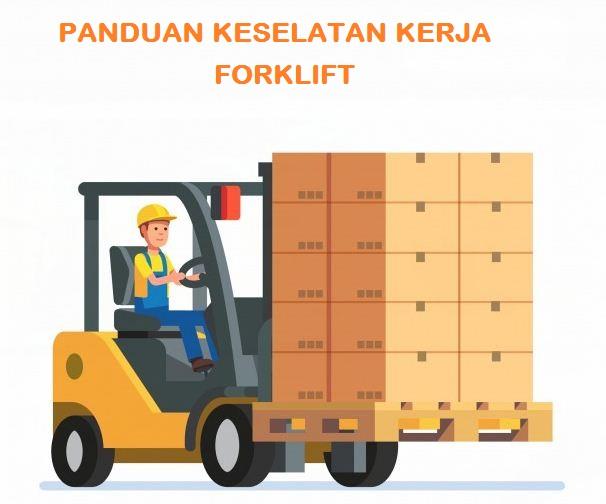 24 Panduan Keselamatan Kerja Forklift