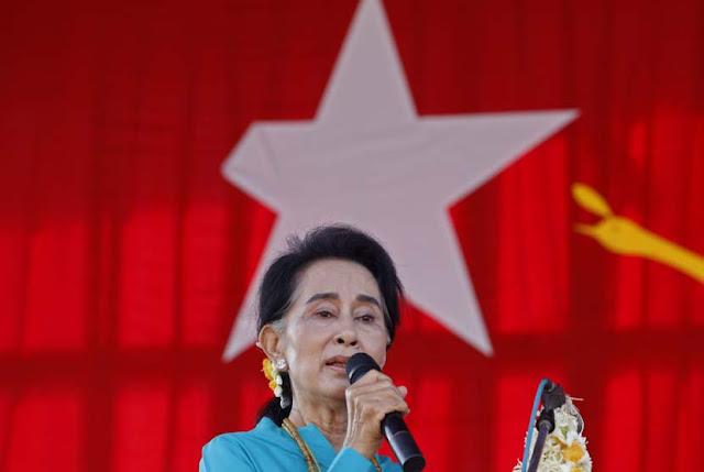 Rabithah Usulkan Cabut Nobel Perdamaian Suu Kyi