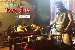 catering kambing guling lembang | empuk tanpa prengus