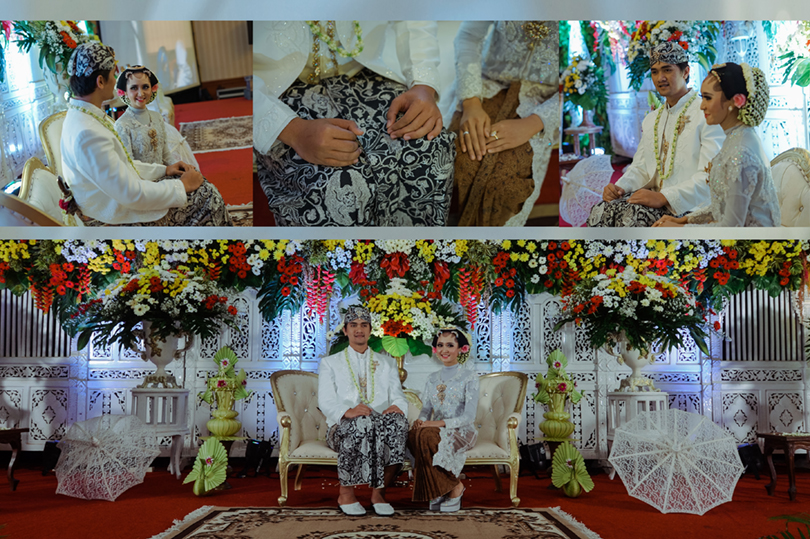 foto wedding di solo