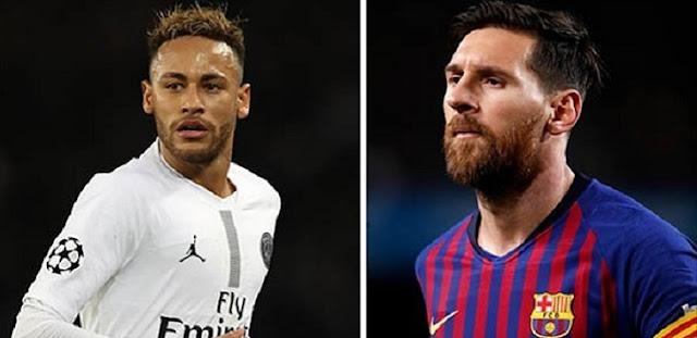 Neymar Akui Ronaldo Lebih Hebat dari Messi karena Ini…