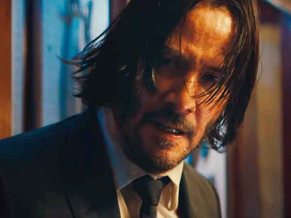 third part of the john wick series is in cinemas