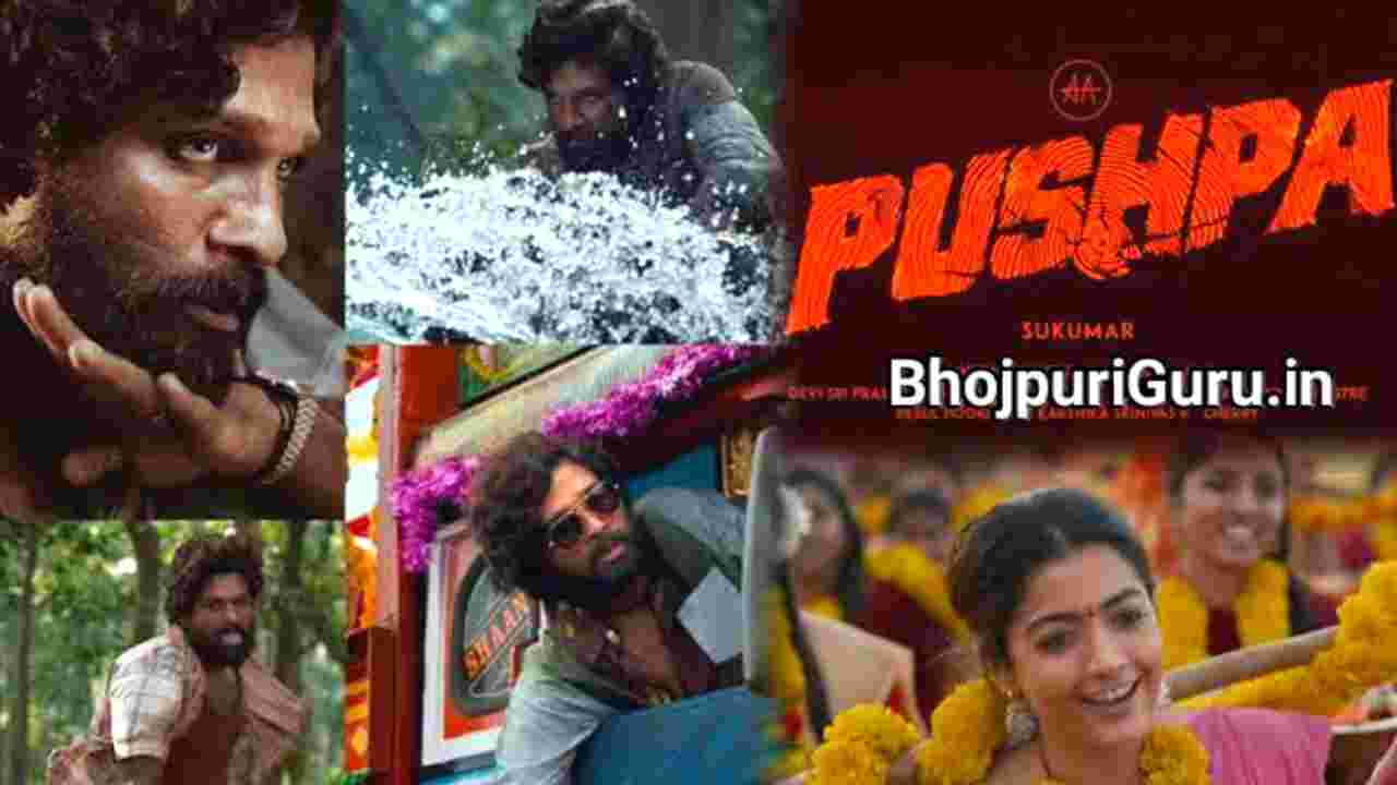 Pushpa Movie Release date in hindi