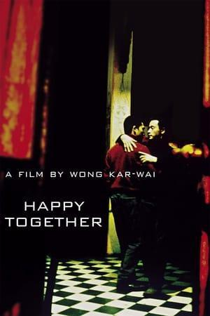 Felices Juntos - Happy Together - PELICULA - China (Hong Kong) - 1997