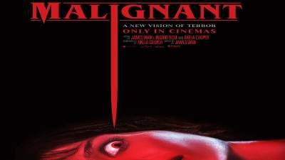 Malignant 2021 Dual Audio Hindi Dubbed Full Movies 480p HD BluRay