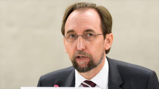 """ONU: Ocupación israelí prolonga """"inmenso dolor"""" de los palestinos"""