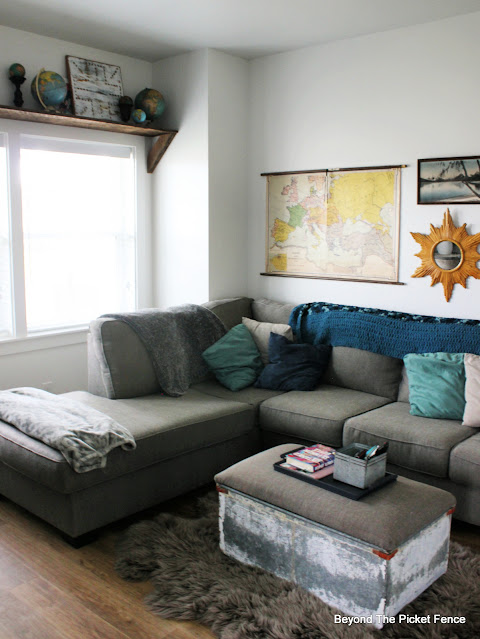 Creating a Cozy TV Room