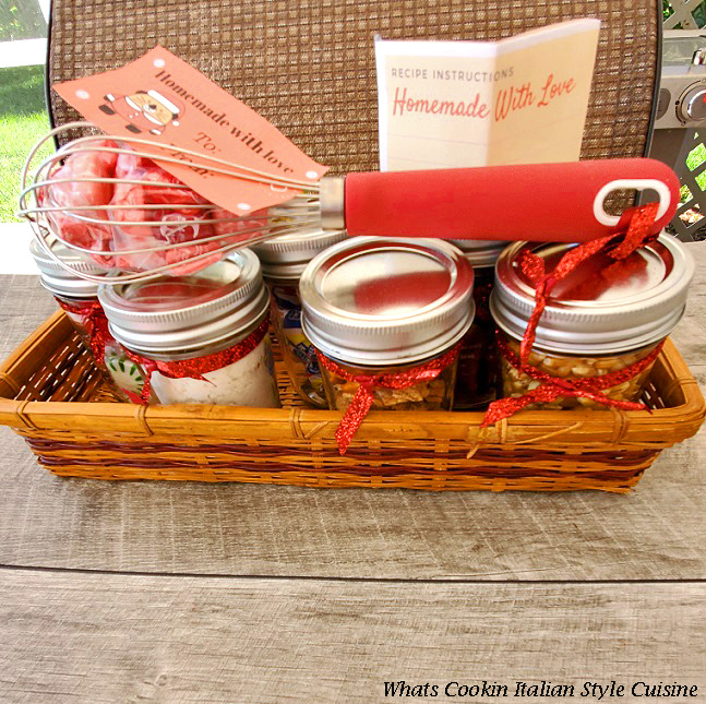 Mason Jar Gift Recipes And Free Printables What S Cookin Italian Style Cuisine