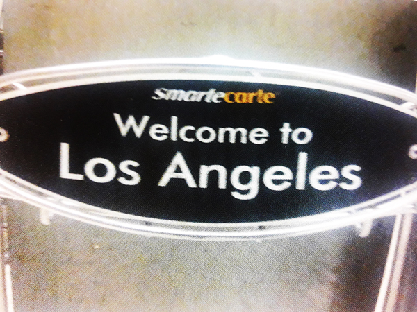 welcome to Los Angeles