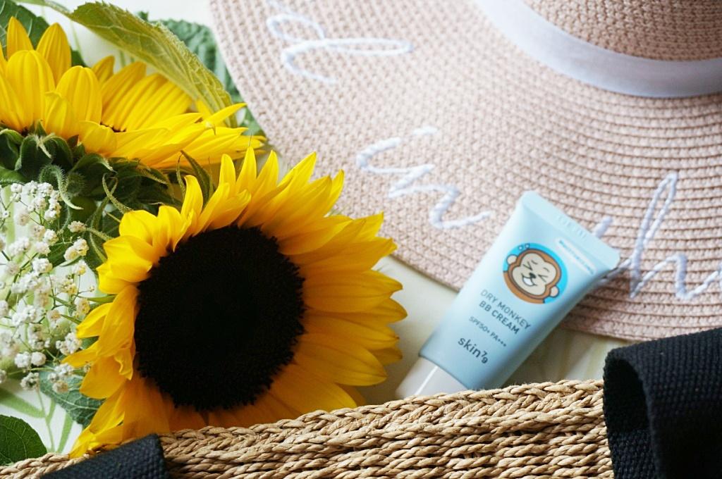 Skin79 krem BB Dry Monkey makijaż koreański kosmetyk