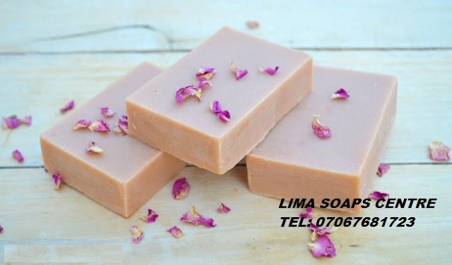 100% Training on Soap Making for Beginners: With LIMA SOAPS CENTRE.