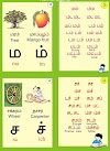 தமிழ் மெல்லக் கற்கும் மாணவர்களுக்கான 32 அட்டைகள்