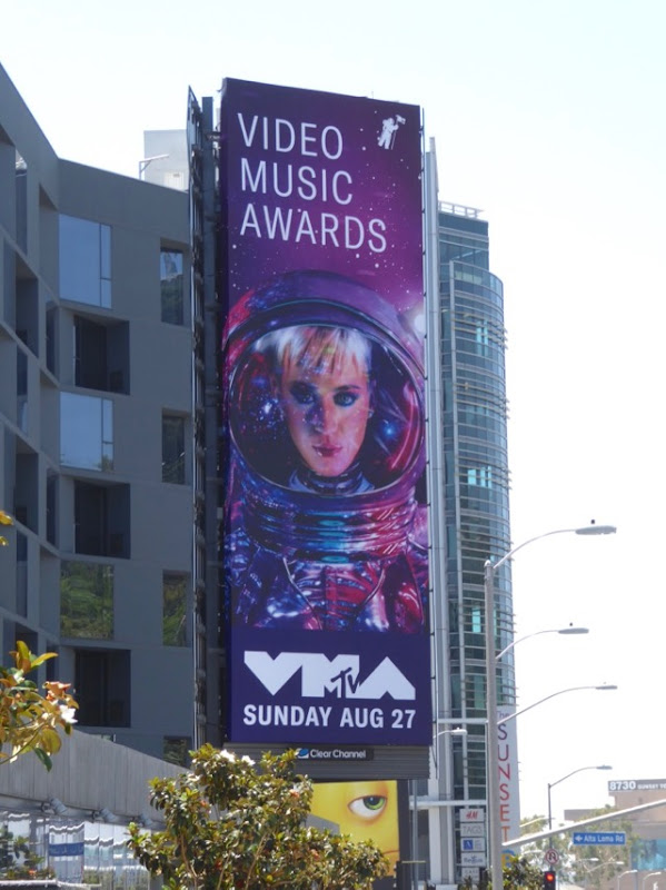 Katy Perry MTV Video Music Awards 2017 billboard
