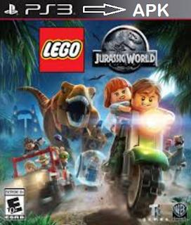 Gratis! Cara Install Lego Jurassic World Games Apk 2021