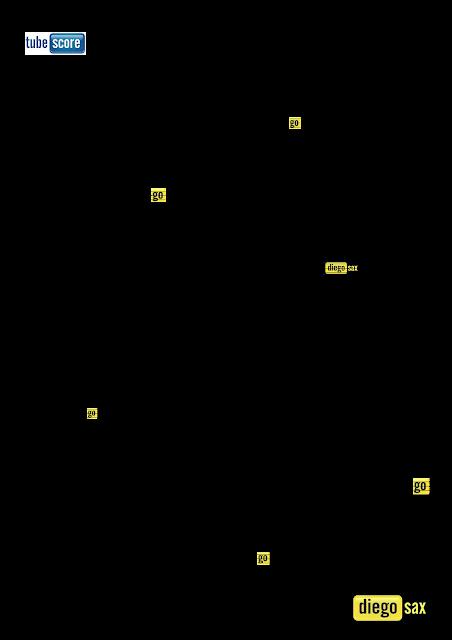 Gloria In Excelsis Deo Partitura del Villancico en Clave de Sol para Flauta, Violín, Saxofón Alto, Trompeta, Violín, Oboe, Saxo Tenor, Clarinete, Soprano Sax, Barítono, Fliscorno y otros instrumentos en clave de Sol en 2º línea. Christmas Carol Gloria In Excelsis Deo Sheet Music in key G Music Score Flute, Recorder Violin, Alto Saxophone, Trumpet, Clarinet, Oboe, Tenor Saxophone, Soprano Sax, Fluglehorn...