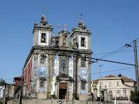S. Ildefons church Porto